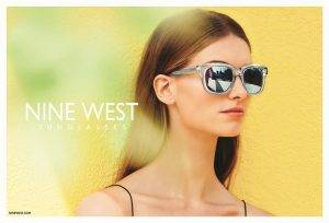 nine west sunglasses diamond bar optometric
